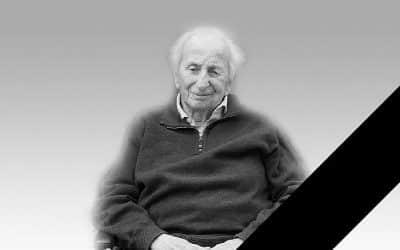 Trauer um unseren Ehrenvorsitzenden Herbert Frey